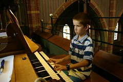 Orgelspeelmiddagen 2014 - St-Agathakerk, Lisse.