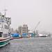 Aurora II, Abashiri Harbour, Hokkaido