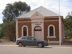 231 Memorial Hall (1896), Blinman, South Australia