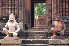 Banteay Prei Siem Reap  () Tags: olympus f18 siemreap omd  75mm combodia  em5 banteayprei