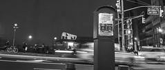 Houston Street (Rafael Edwards) Tags: street blackandwhite usa newyork blancoynegro calle unitedstates rua rue bigapple biancoenero nuevayork eeuu blancetnoir