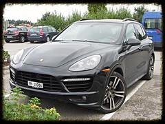 Porsche Cayenne Turbo S (v8dub) Tags: auto car automobile 4x4 4 s automotive voiture cayenne turbo german porsche wd wagen pkw worldcars