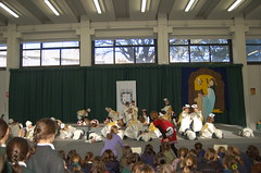 Colegio Orvalle - fiesta de navidad de infantil (9)