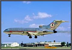 N1903 American Airlines (Bob Garrard) Tags: american boeing airlines 727 cmh kcmh n1903