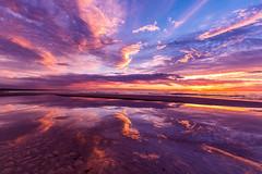 As Summer Awakens (Kym Fielke) Tags: ocean sunset canon australia southaustralia canon5dmkiii