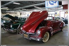 Ypsilanti Automotive Heritage Museum (uslovig) Tags: usa heritage museum mi last america michigan garage automotive motors miller ypsilanti motor hudson amerika operating dealer 1946 werkstatt