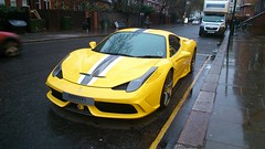 Ferrari,  Old Brompton Road, South Kensington,  London (f1jherbert) Tags: england london sony sp londonengland c5303 xperia sonyxperia xperiasp sonyxperiasp sonyc5303 sonysp