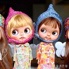 You got a friend.💛#poonchaya #poonchayacustomizing  #ooak #custom #blythe #dollstagram #chuchugang #audmintamy