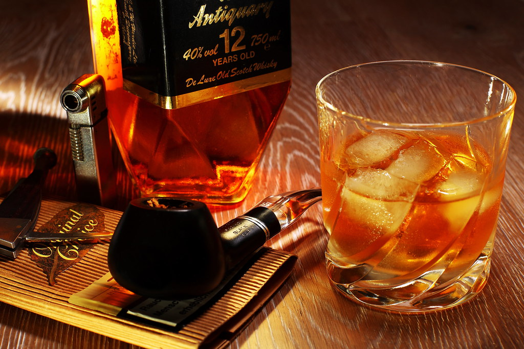 The World's Best Photos of pipe and whiskey - Flickr Hive Mind