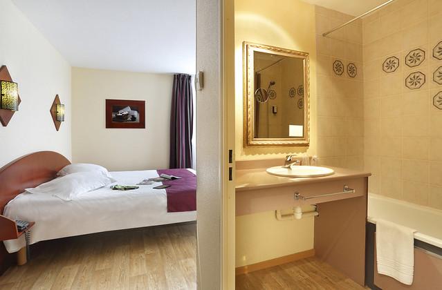Hôtel ALTEORA site du Futuroscope à Chasseneuil du Poitou - Vienne 86 - Région Poitou-Charentes - France