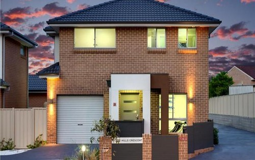 2/17 Fox Hills Crescent, Prospect NSW