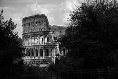 Coliseum (SMSidat) Tags: blackandwhite rome roma history monument ruins roman coliseo empire coliseum