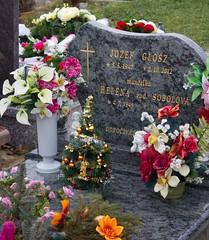 IMG_5180 (EadaoinFlynn) Tags: cemetry cemetery graveyard memorial graves burial slovakia tombstones tombs pietany