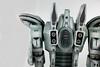 Paper Striker Eureka Back (phnrested) Tags: 35mm paper robot back fuji pacific fujifilm jaeger rim eureka mech papercraft striker x100 23mm apsc x100t fujifilmx100t fujix100t