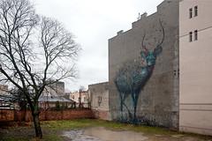 Daleast (blindeyefactory.) Tags: urban streetart forms publicart galleria polonia lodz urbanforms daleast blindeyefactory poloniastreetart galleriaurbanforms