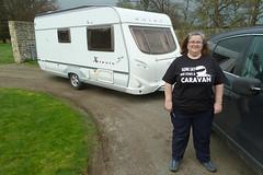 The Stig (Eeee Bi Gum) Tags: bbc caravan stig topgear caravanclub thestig