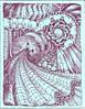 Fabric Land (molossus, who says Life Imitates Doodles) Tags: zia fabriano tiziano zentangle yasutomo zendoodle zentangleinspiredart