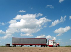 Sky truck (Tim Brown's Pictures) Tags: tree truck highway midwest nebraska t