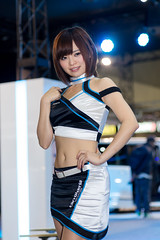 Pioneer -Tokyo Auto Salon 2015 Show Girl (Makuhari, Chiba, Japan) (t-mizo) Tags: girls portrait woman girl car japan canon person women automobile event showgirl chiba vehicle  canon5d tas tamron companion pioneer lr makuharimesse makuhari lightroom tamron90mm   boothgirls   carrozzeria mihama tamron90 tamron90mmf28macro tamron90mmf28 tamron90mmmacro  campaigngirl  carmodel tokyoautosalon  tamron90mm28 tamronsp90 tamronspaf90mmf28dimacro11 tamronspaf90mmf28 tamronspaf90mmf28dimacro  carsmodels  tamronspaf90mmdimacro eos5d3   carshowmodels lr5 napac  eos5dmarkiii 5d3  5dmark3 canon5d3 lightroom5 eos5dmark3 5dmarkiiii  2015 tas2015 tokyoautosalon2015