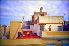 AF ba 1408a (Pierre Avenel) Tags: barcelona street lomo lca lomography bcn streetphotography paysage espagne barcelone urbain lomographie streetphotographie