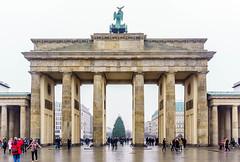 Berlin, Brandenburg Gate (douloop1979) Tags: berlin gate sony tor brandenburg a6000