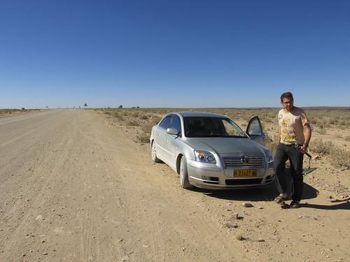 Nicolas, Namibie