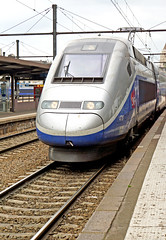 France-003127B - High-speed Train