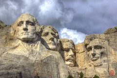 Mount Rushmore (Mark Kaletka) Tags: monument stone memorial carving mountrushmore presidents mountrushmorenationalmemorial