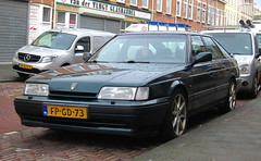 1992 Rover 827 Fastback Vitesse (rvandermaar) Tags: rover 1992 800 vitesse fastback rover800 827 rovervitesse rover827 sidecode5 fpgd73
