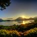Sunrise @ Mekong River.