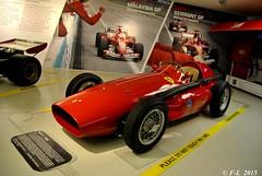Ferrari 555 F1 1955 - Galleria Ferrari Maranello 2015 (Ferrari-live / Franck@F-L) Tags: f1 ferrari galleria maranello 2015