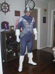 Cyclops (Adam Antium) Tags: costumes men adam scott costume cosplay tights cyclops x xmen tight spandex visor lycra summers antium