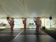 Fan Dance, Sachiyo Ito and Company, Branch Brook Park Cherry Blossom Festival (smaginnis11565) Tags: newjersey dancers essexcounty belleville newark japanesedance branchbrookpark fandance sachiyoitoandcompany