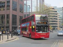 NXWM 4821 BX09PGU 'Caitlin' Colmore Row, Birmingham on 101 (1) (1280x960) (dearingbuspix) Tags: caitlin 101 nationalexpress travelwestmidlands 4821 nationalexpresswestmidlands nxwm bx09pgu