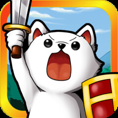 Cat slash - swipe defense game - Android & iOS apps - Free (jpappsdl) Tags: city slash game japan cat children japanese crazy peace badass arcade free kind clear sword aim ios score success defense increase looming android continue connect apps combo defend arcadegame swipe defensegame catslash catslashswipedefensegame