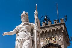 San Marino (hakbak) Tags: canon europa europe sanmarino marken adria eos40d