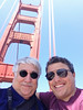 Photo Op on the GGB - South Tower - 2016 (tonopah06) Tags: sanfrancisco california ca rick bryan goldengatebridge sanfranciscobay ftpoint ggb 2016 southtower
