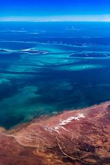 Earth, sea and sky || Shark Bay (David Marriott - Sydney) Tags: world heritage bay shark au australia wa westernaustralia wooramel