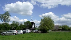 Bourn, Cambridgshire (flicky@flickr) Tags: mill windmill post cambs cambridgshire bolurn