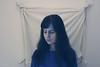 Lilian (Laujola_) Tags: blue portrait woman face paint collaboration
