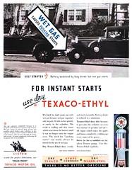 Texaco - 19311121 Post (Jon Williamson) Tags: history vintage advertising ad vintageadvertising vintagead vintascope