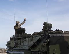 150413-M-PJ201-025 (ijohnson15) Tags: beach training us unitedstates northcarolina assault operations marines amphibious unit camplejeune onslow lejeune jointoperations