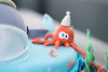 Under the Sea (Ed O_o) Tags: under sea cake fondant sculpture 3d coral reef seaweed octopus whale crab nemo starfish sand waves party birthday nikon d810 clownfish