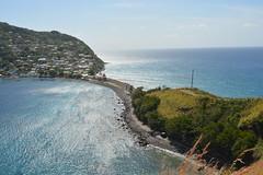 Caribbean Sea and the Atlantic Ocean (vbvacruiser - Catching Up) Tags: cruise vacation caribbean atlanticocean dominica caribbeansea scottshead silversea silverwind