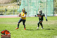 LMFA '15-16 - Jabatos 18 - Smilodons 6