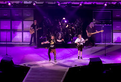 AC/DC (theGR0WLER) Tags: acdc rock rockorbusttour etihadstadium manchester canon canonpowershotsx50hs angus angusyoung guitar axlrose