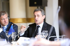 EPP Summit, Brussels, June 2016 (More pictures and videos: connect@epp.eu) Tags: brussels party france netherlands june les prime european peoples nicolas summit van epp sarkozy cda minister 2016 buma sybrand rpublicains haersma