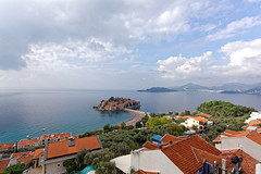 Montenegro 06 (mpetr1960) Tags: svetistefan montenegro seaview sea seascape island europe eu nikon d810 sky clouds tour hotel resort
