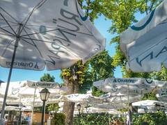 Grnspan (NoDurians) Tags: vienna wien restaurant biergarten grnspan schirm sonnenschirm gastgarten 1160