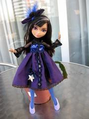 A quick pic of Cerise (wildathoney) Tags: doll ever after high cerise hood custom handmate cute stars mattel